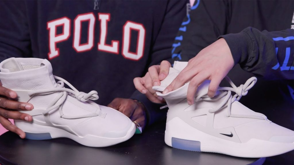 a106b35fe5e7 Unboxing the Nike Air Fear of God 1