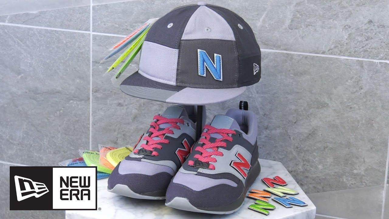 new balance 997h new era